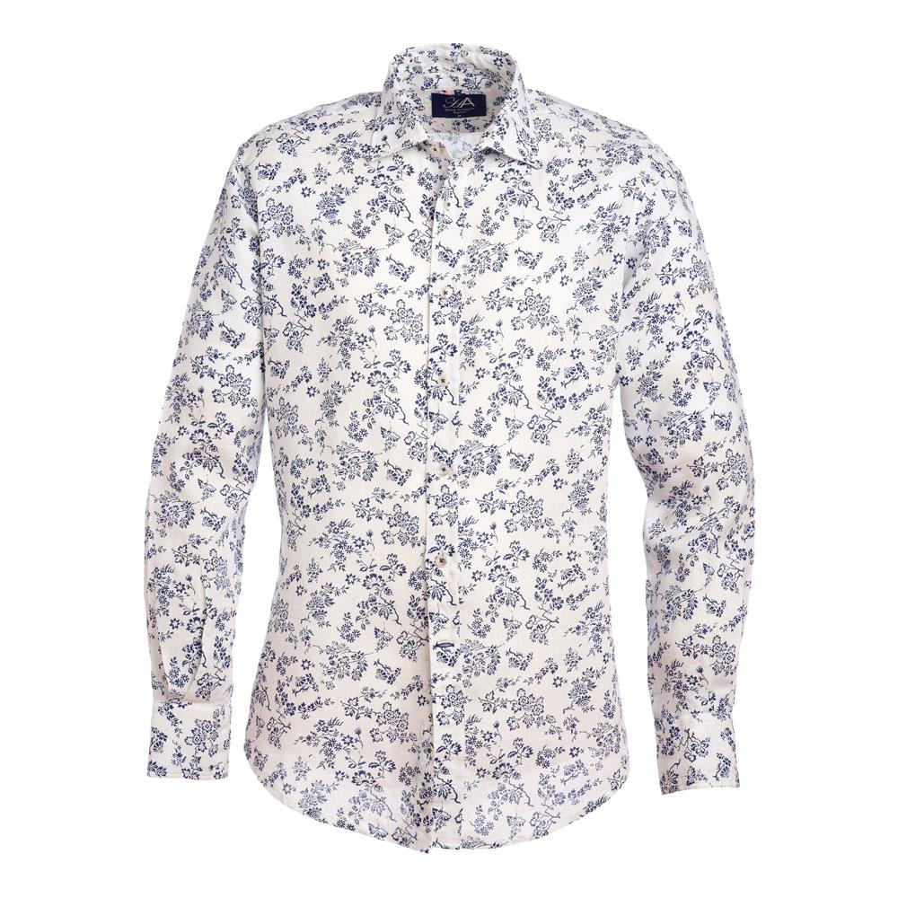1614b0eb5f0250 HomeShirtsPrinted ShirtsBailey Navy. 60%. prev