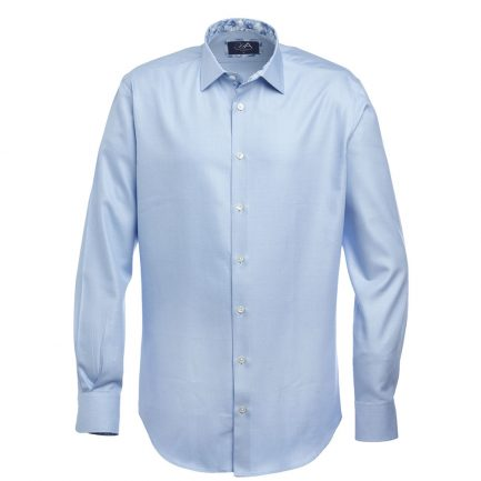 Calcot Blue Men's Shirt