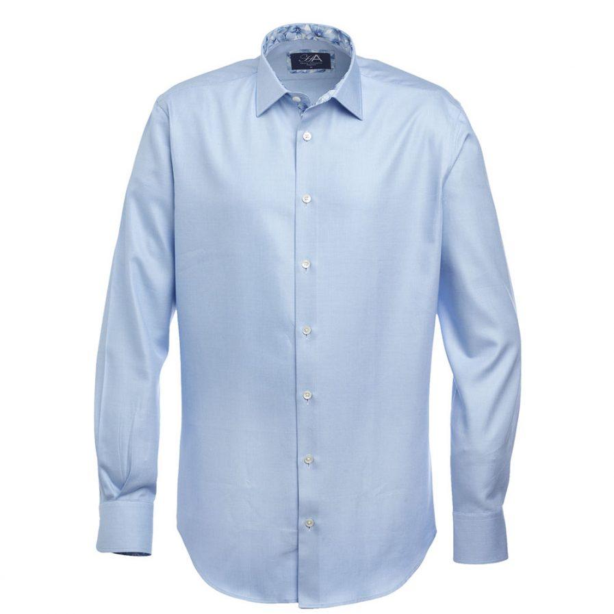 Calcot Blue Men's Shirt