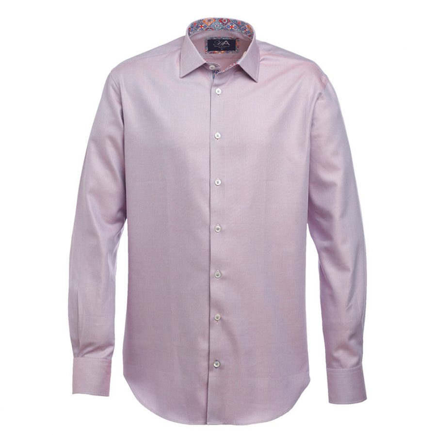 Calcot Red Men's Shirt