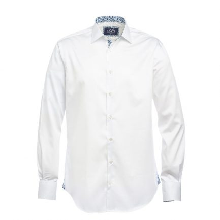 Henry Arlington Norton White Men's Shirt