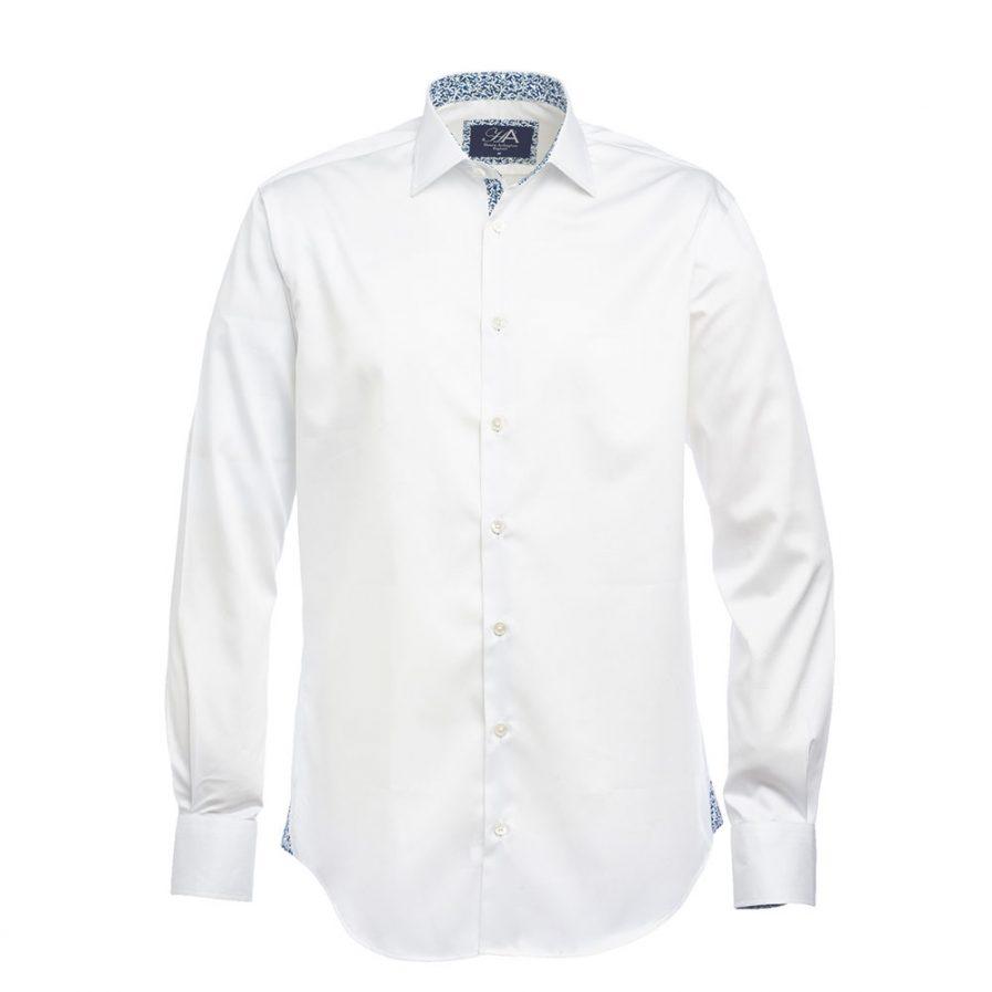 Henry Arlington Norton White Men's Shirt