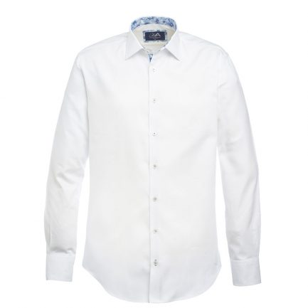 Syde White Men's Shirt