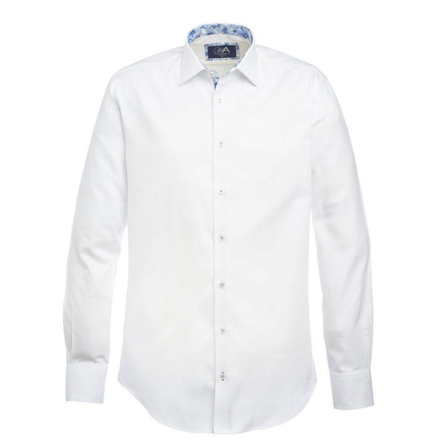 Syde White Men's Shirt