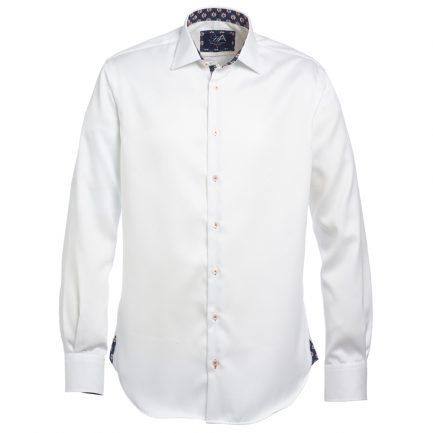 Henry Arlington Mens Beaumont White Shirt
