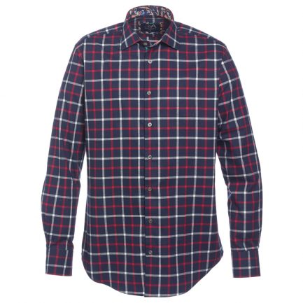 Henry Arlington Men's Check Shirt