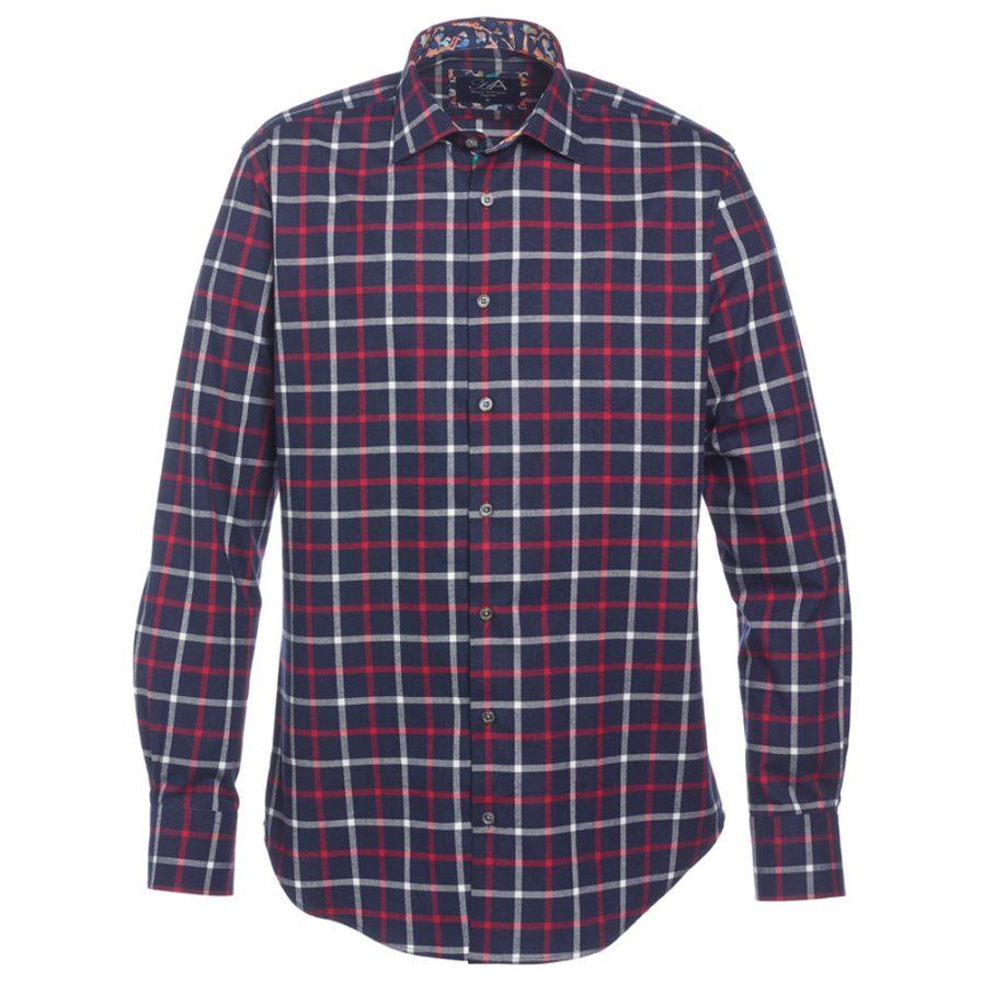 Henry Arlington Men's Check Shirt