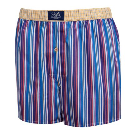 Henry Arlington Stripe Boxer Shorts