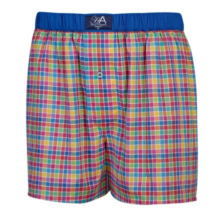 Henry Arlington Multi Colour Boxer Shorts