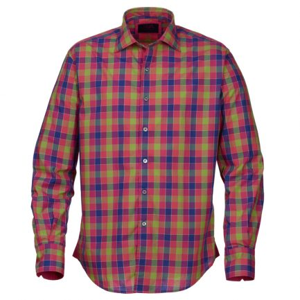 Henry Arlington Men's Bold Check Shirt
