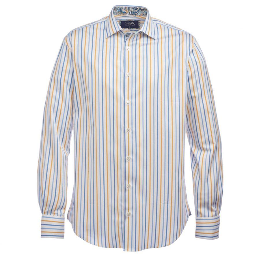 Henry Arlington Men's Stripe Shirt
