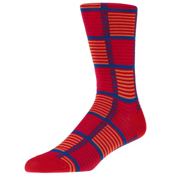 Holt Satsuma Check Socks