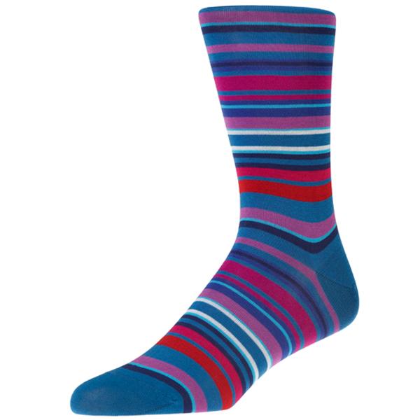 Navai Ocean Stripe Socks